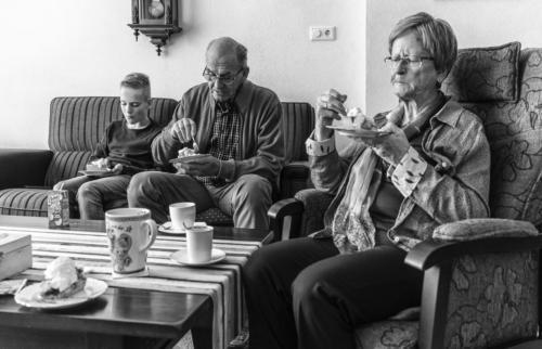 Meeting my grandparents 02